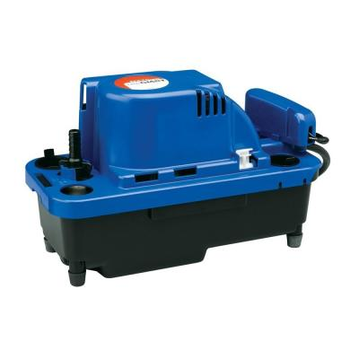 VCMX-20ULS 230-Volt Condensate Removal Pump with Safety Switch