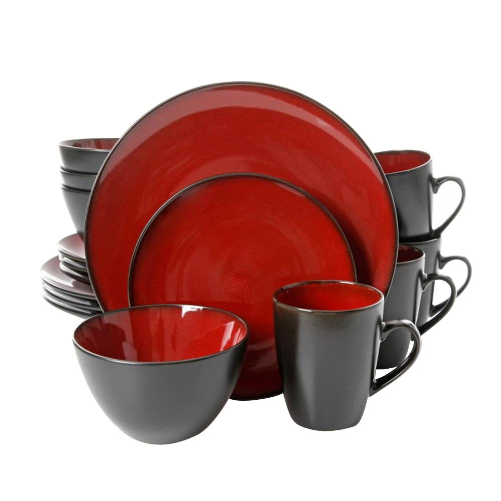 GIBSON HOME - Dinnerware Sets - Dinnerware - The Home Depot