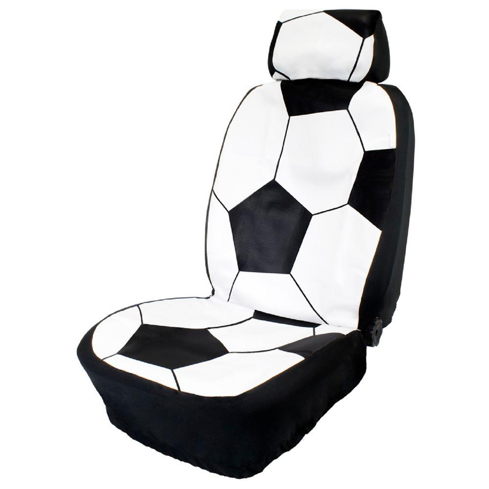 Varsity Sport PVC 9 in. L x 6 in. W x 5 in. H Soccer Seat Covers