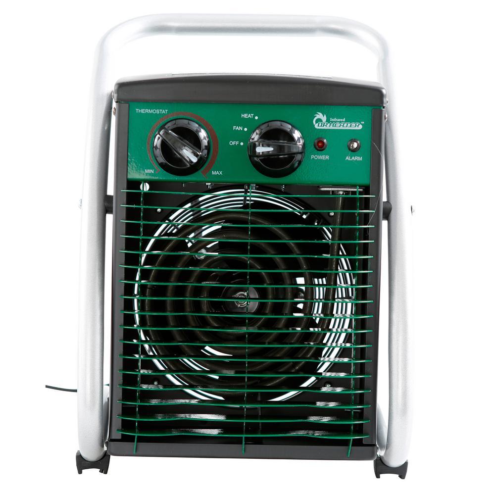 Greenhouse Portable Heater 1500-W Garage Workshop Winter ...