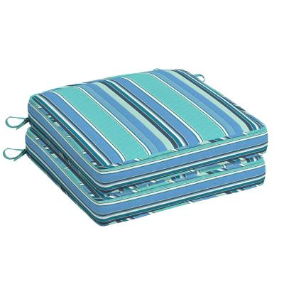 20 x 20 Sunbrella Dolce Oasis Outdoor Chair Cushion (2-Pack)