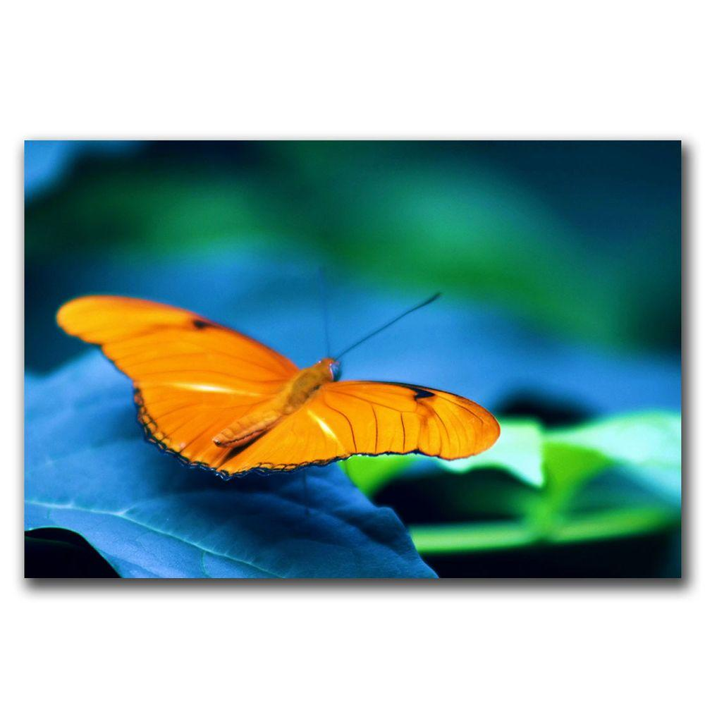 24 in. x 16 in. To be Free Canvas Art