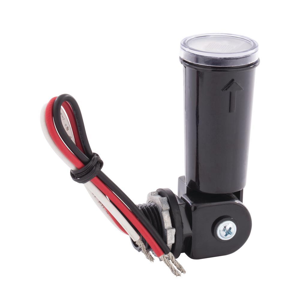 120-Volt LED/CFL Swivel Mount Pencil Photo Control