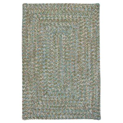 Wesley Seagrass 8 ft. x 8 ft. Rectangle Braided Area Rug