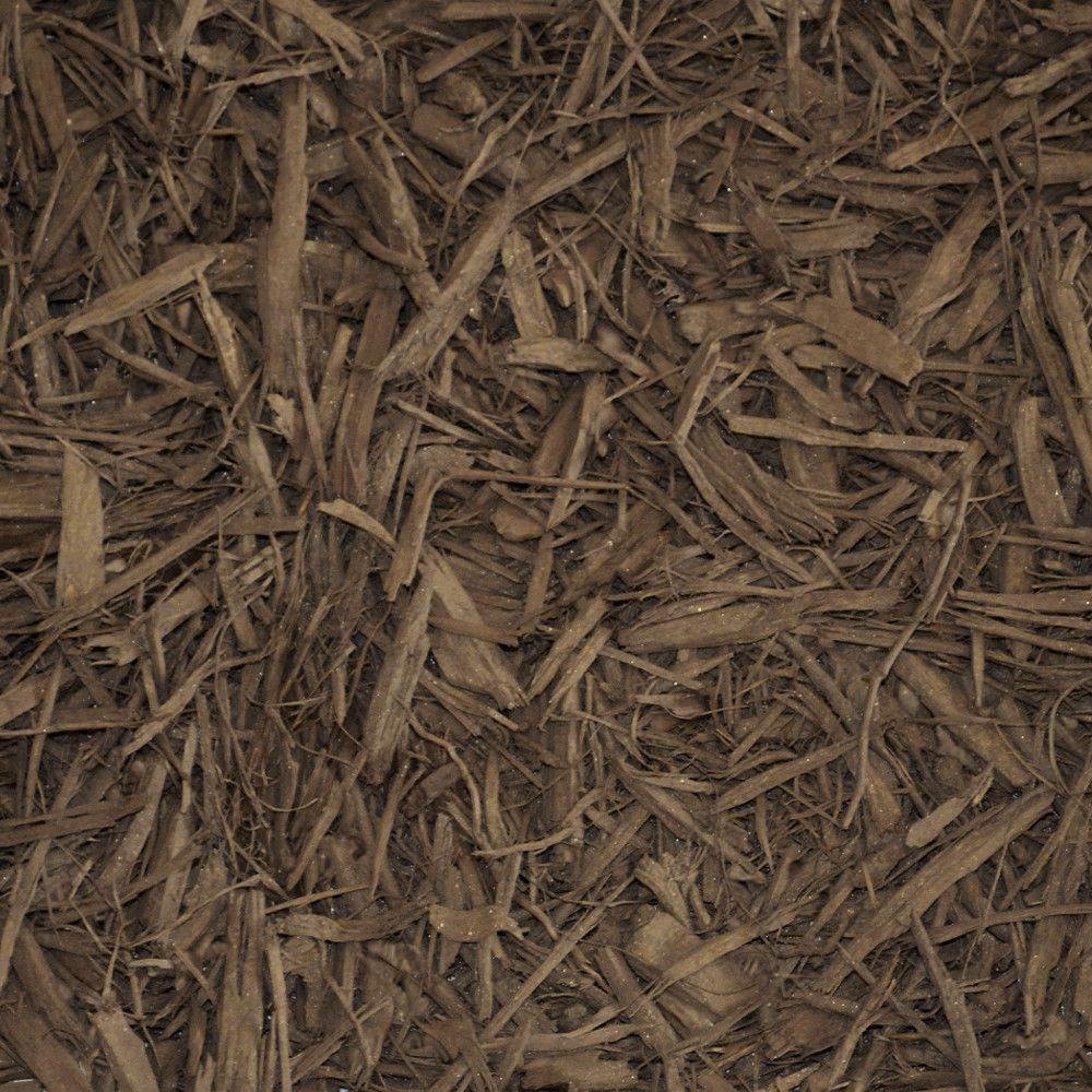 Shredded Hardwood Bark Mulch Home Depot