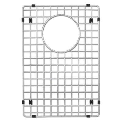 11.5 in. D x 14.5 in. W Sink Grid for ATDD3322, AUDD3120 Right-Bowl in Stainless Steel