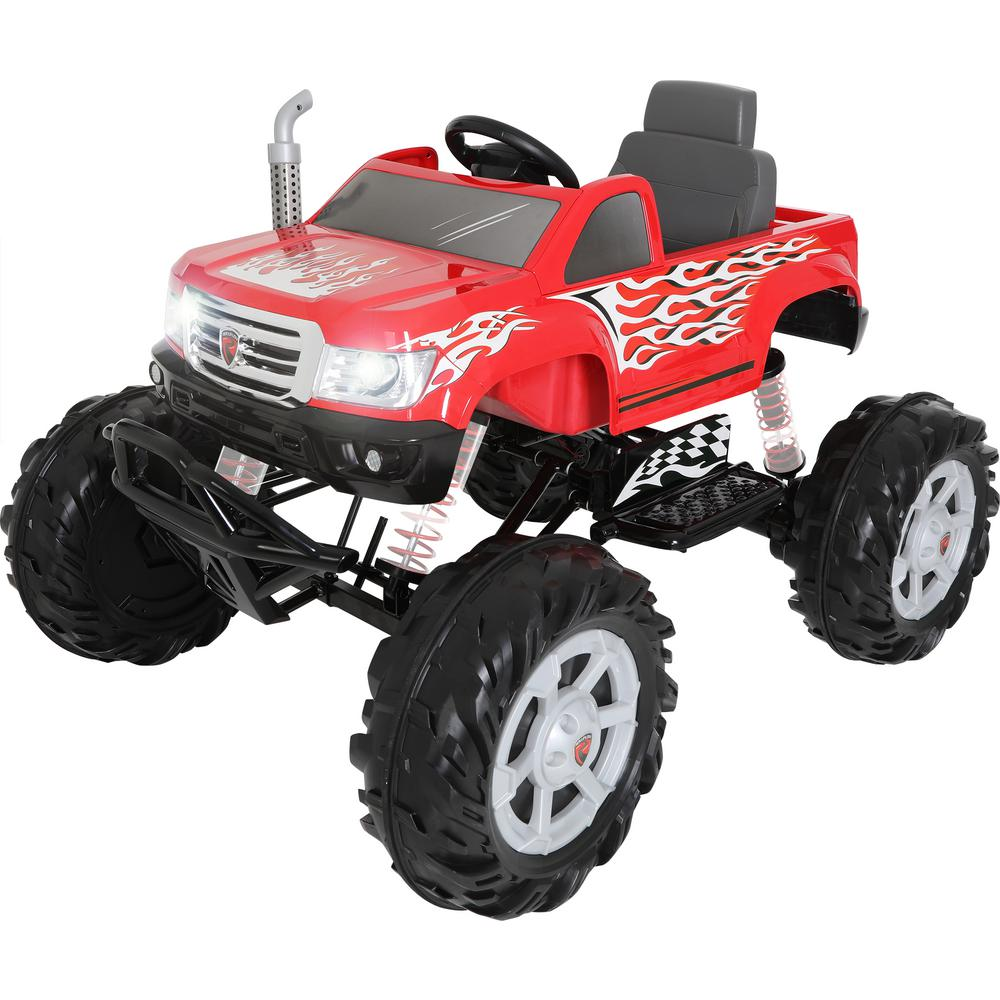 Rollplay 24 Volt Big Foot Monster Truck