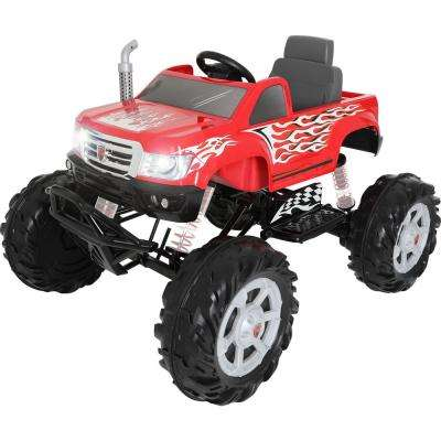 24-Volt Big Foot Monster Truck