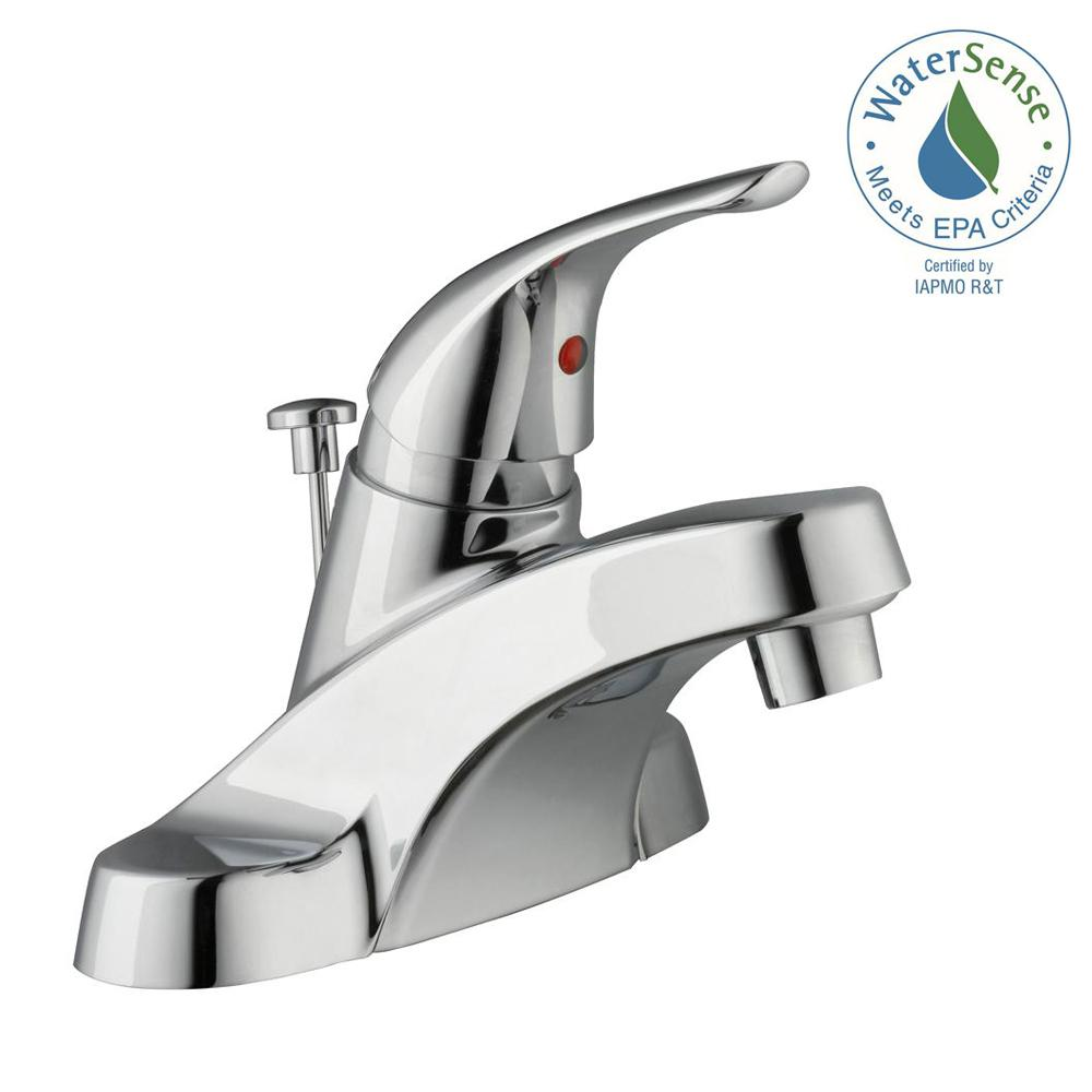 Sinks : Sinks How To Fix Leaking Glacier Bay Bathroom Sink Faucet .