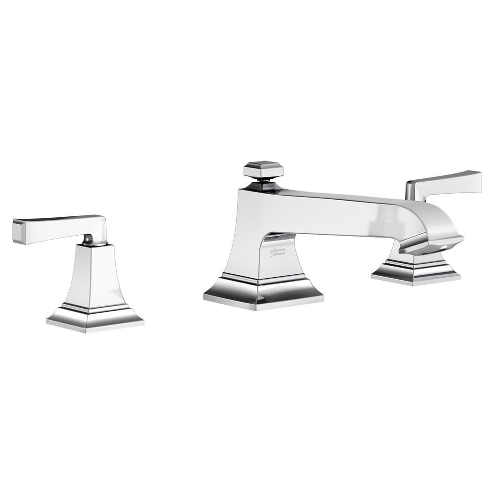 American Standard Town Square S 2-Handle Deck-Mount Roman Tub Faucet in Chrome