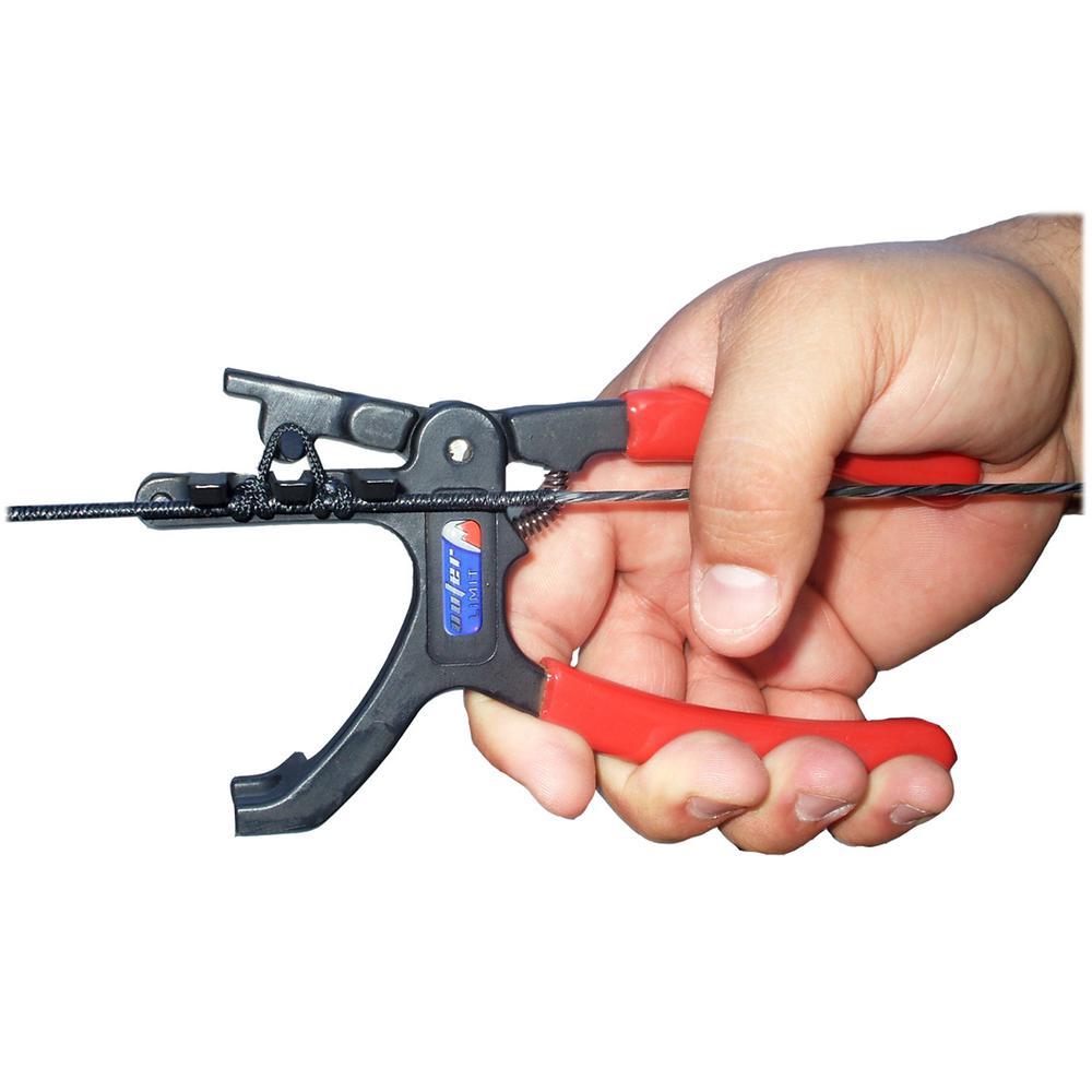 Stretch D Loop Pliers