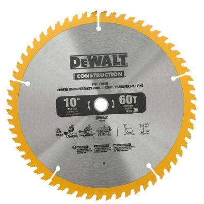 10 in. Circular Saw Blade Assortment (2-Pack)
