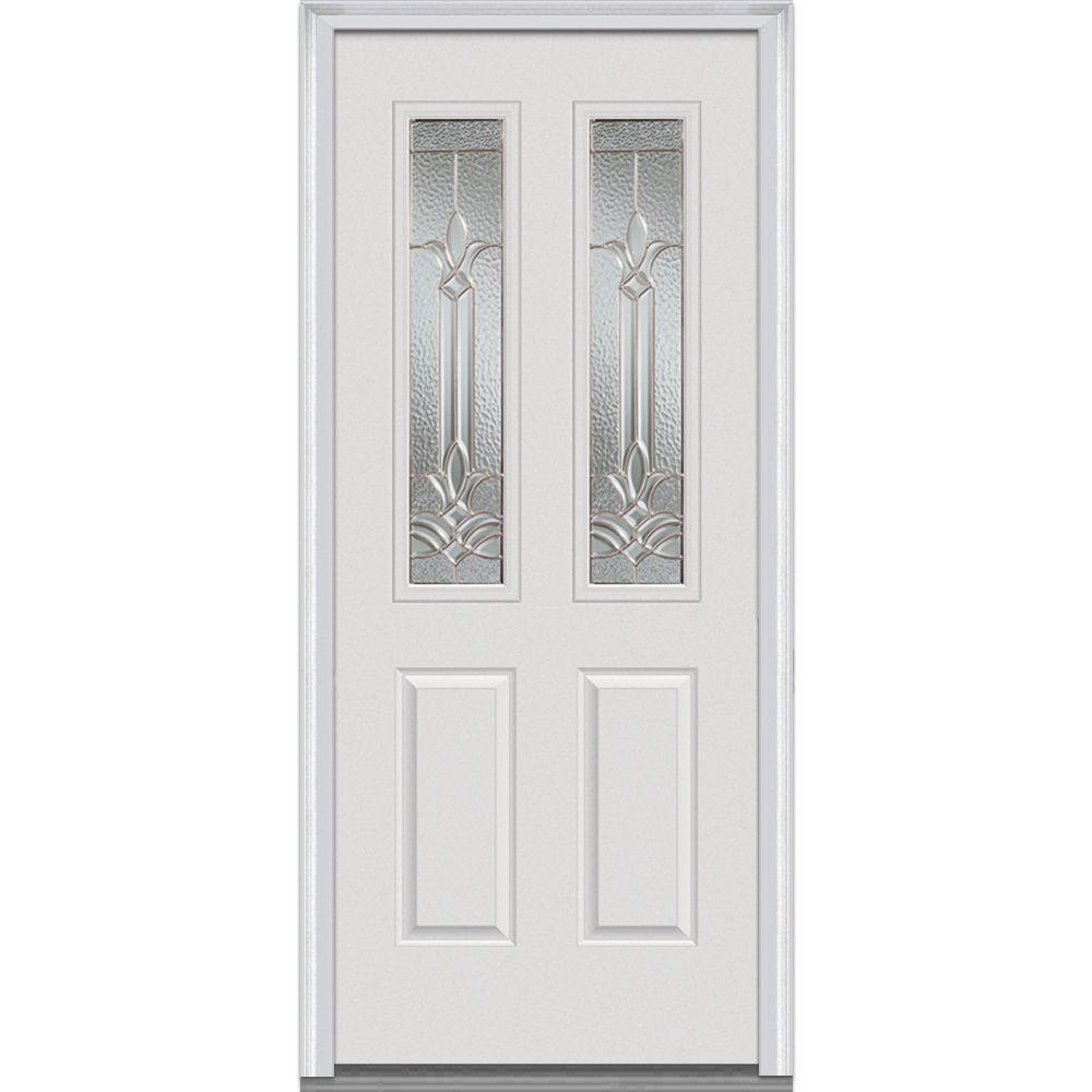 MMI Door 32 in. x 80 in. Bristol Right-Hand Inswing 2-  sc 1 st  The Home Depot & MMI Door 32 in. x 80 in. Bristol Right-Hand Inswing 2-Lite ...