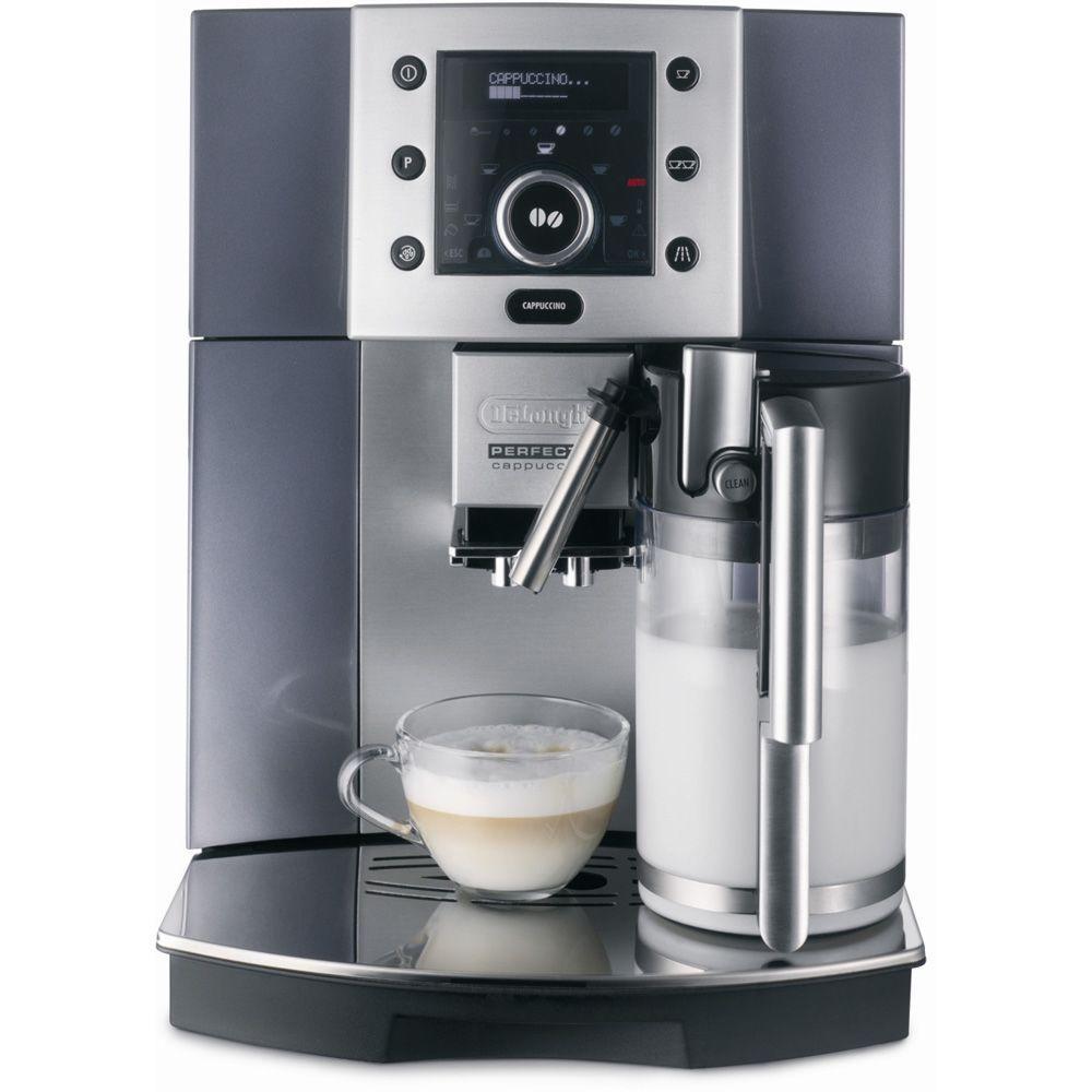 DeLonghi Perfecta Super Automatic Programmable Espresso Machine-DISCONTINUED