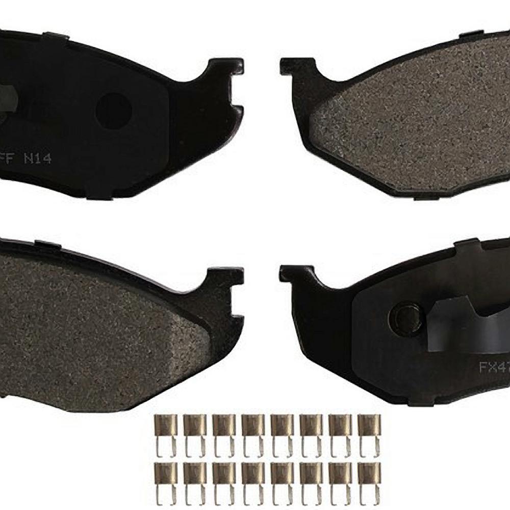 ProSolution Semi-Metallic Brake Pads