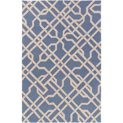 Fabulous Denim Blue - Area Rugs - Rugs - The Home Depot OP96