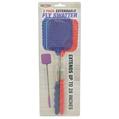 Extendable Fly Swatter (Pack of 2)