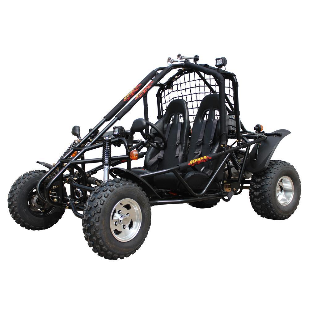 Coleman 196cc Drift Trike-DT200 - The Home Depot