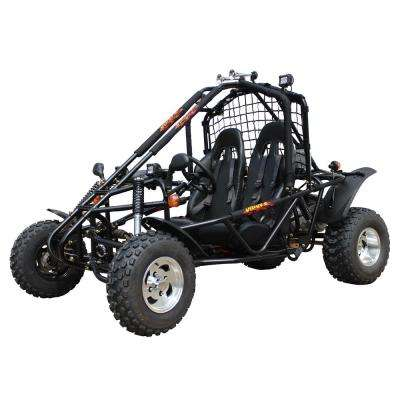 177 cc Go Kart in Black