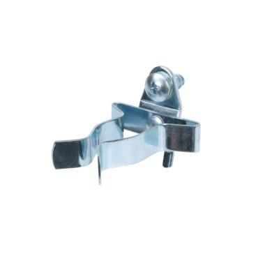 3/4 in. to 1-1/4 in. Hold Range 2-1/8 in. Projection Steel Extended Spring Clips (10-Pack)