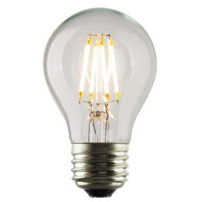 3.5W Equivalent 2,700K A17 Dimmable LED Filament Bulb