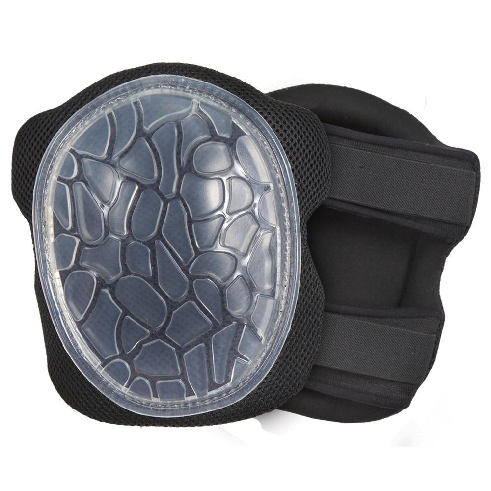 Gel Ninja Hard Shell Knee Pads