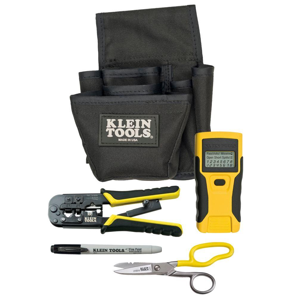 Klein Tools LAN Installer Starter Kit - Modular