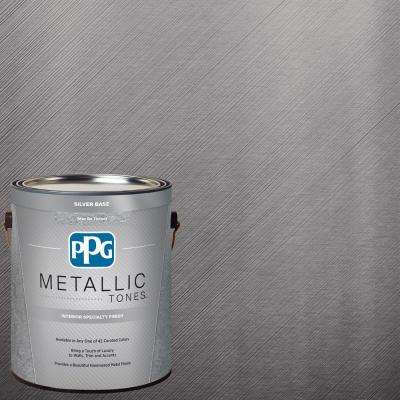 1 gal. MTL104 Clairvoyant Metallic Interior Specialty Finish Paint