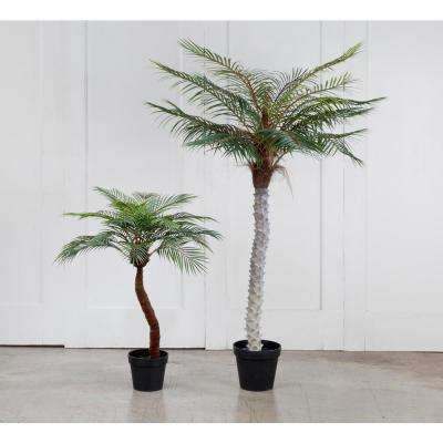 40 in. Decorative Palm Tree
