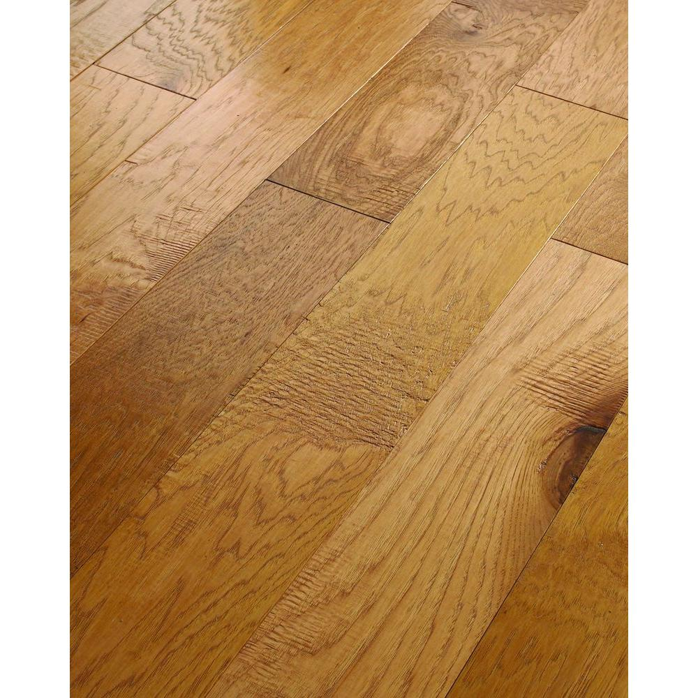 Shaw Old City Light Hickory 3/8 in. Thick x 6 3/8 in. Wide x Random Length Engineered Hardwood Flooring (25.40 sq. ft./case)