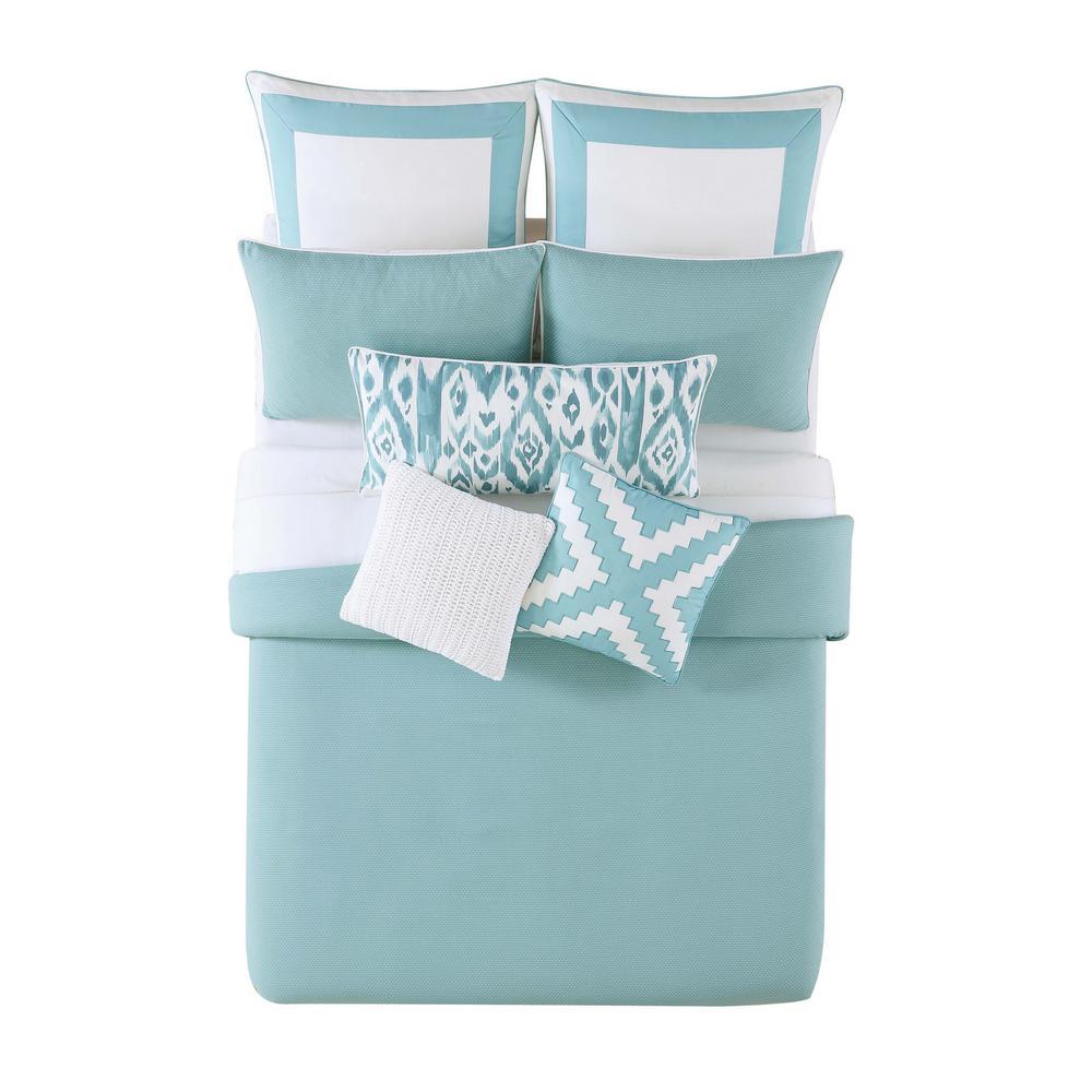 Beach House Brights King Comforter Set