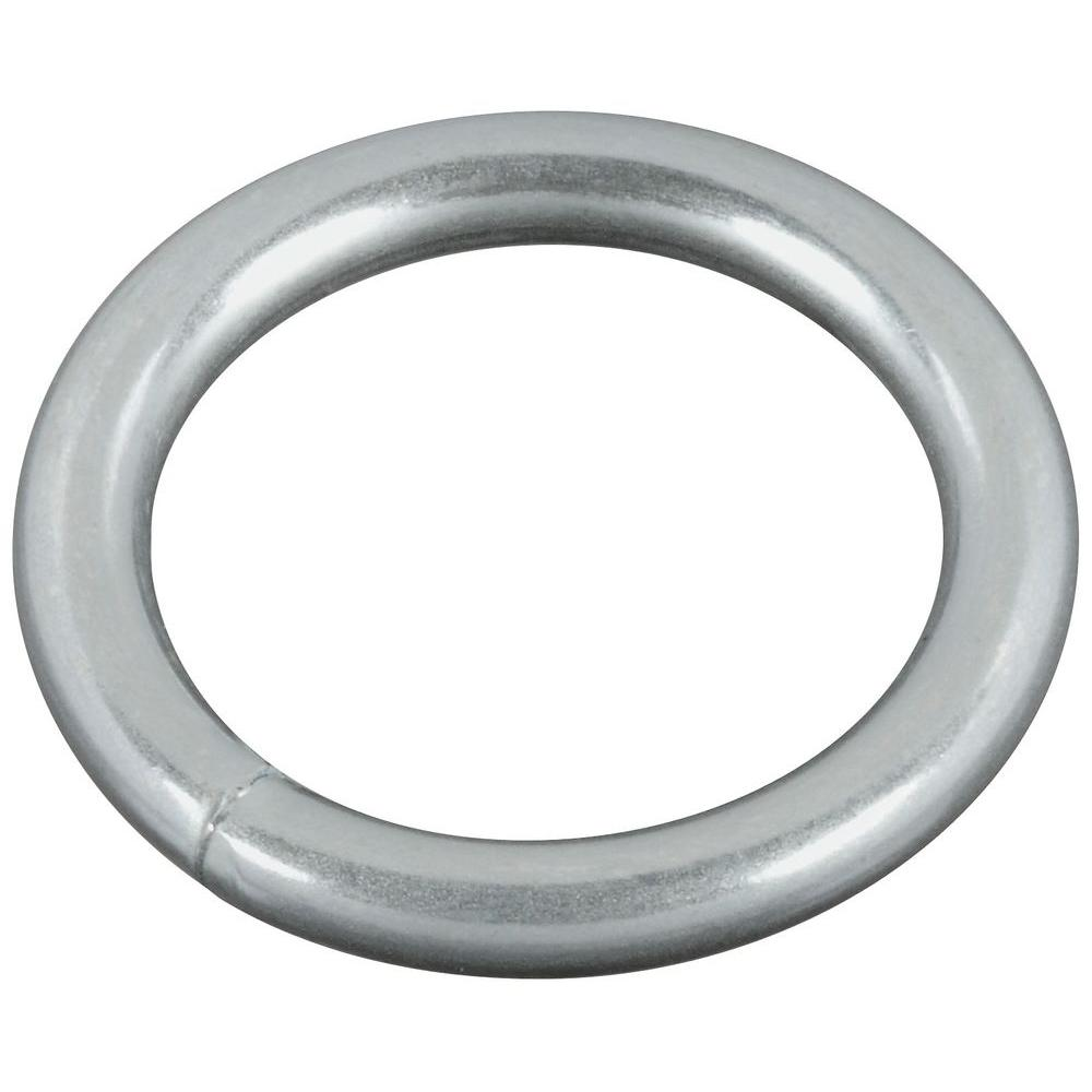 National Hardware #7 x 1 in. Zinc-Plated Ring