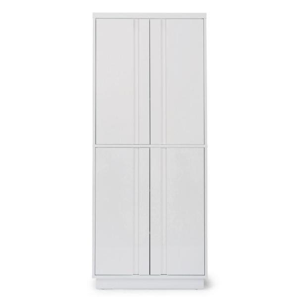 Home Styles Linear White Pantry 8000-69