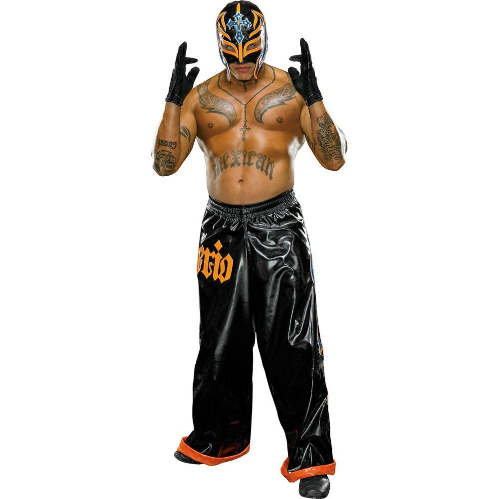 Fathead 33 in. x 15 in. Rey Mysterio Wall Decal
