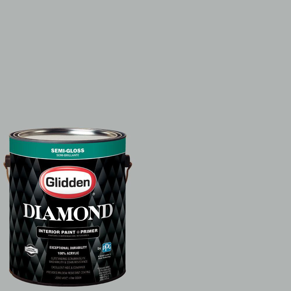 #NFL-170D Carolina Panthers Silver _PPG Diamond