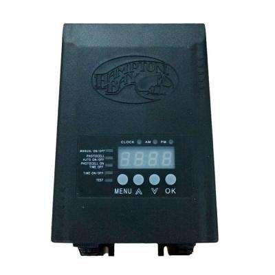 Low-Voltage 120-Watt Landscape Transformer