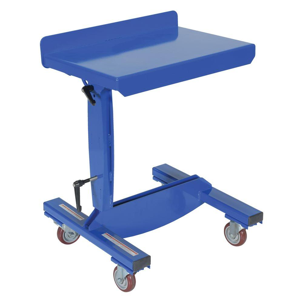 200 lb. Capacity Mobile Tilting Work Table