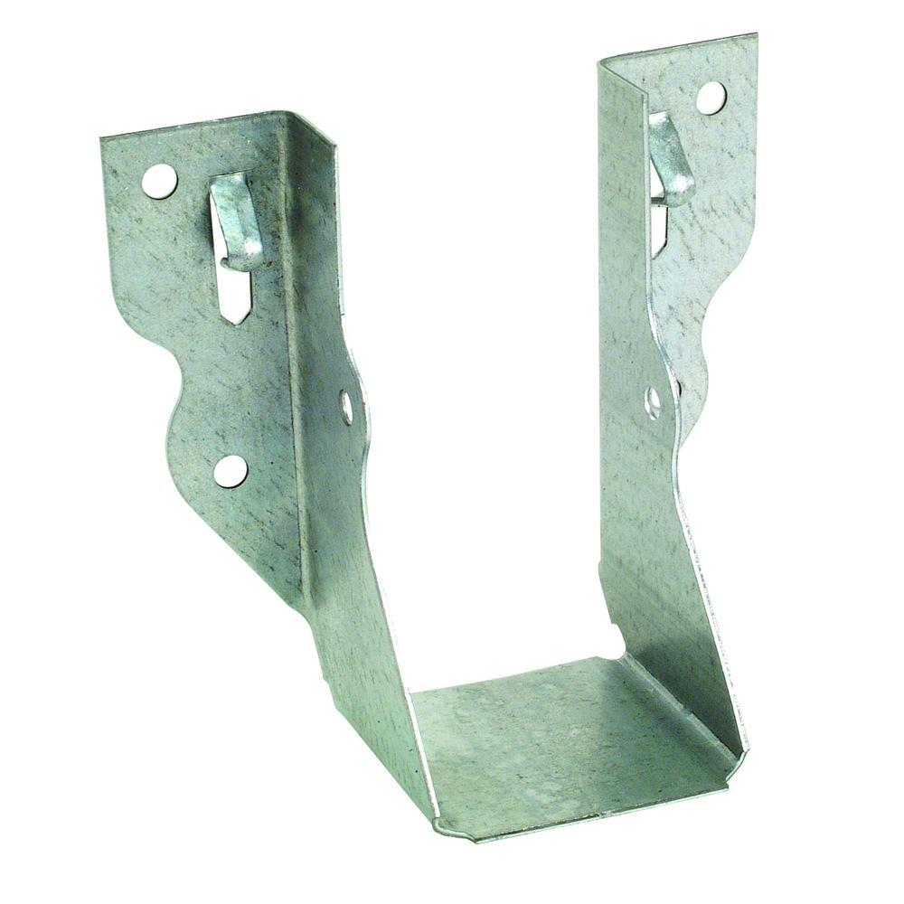 Simpson Strong-Tie LU Galvanized Face-Mount Joist Hanger for 2x4