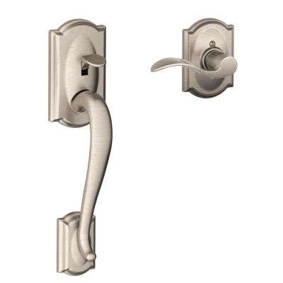 Entry - Nickel - Door Handlesets - Door Hardware - The Home Depot
