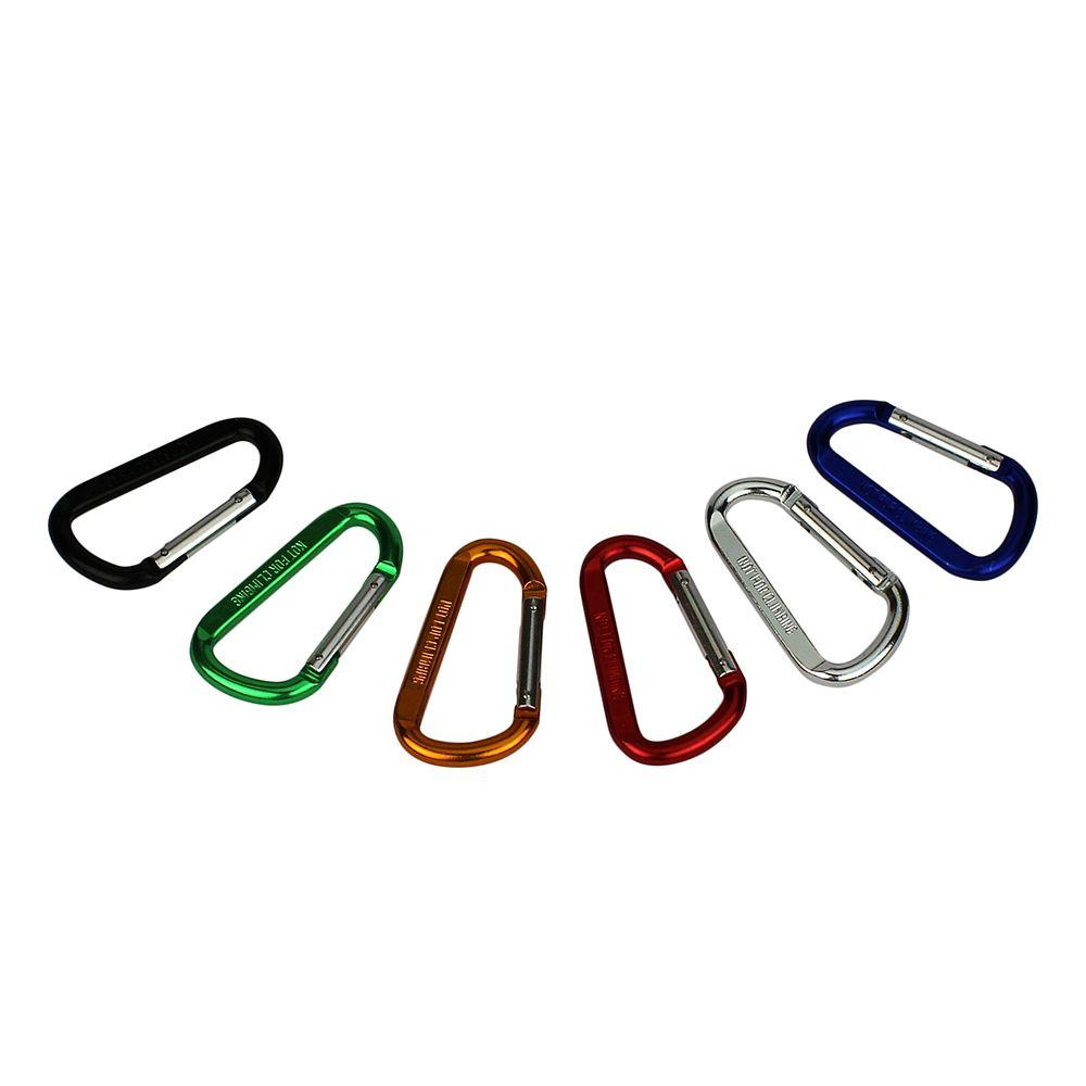 Crown Bolt 5/16 in. x 3 in. Assorted Colors Spring Link