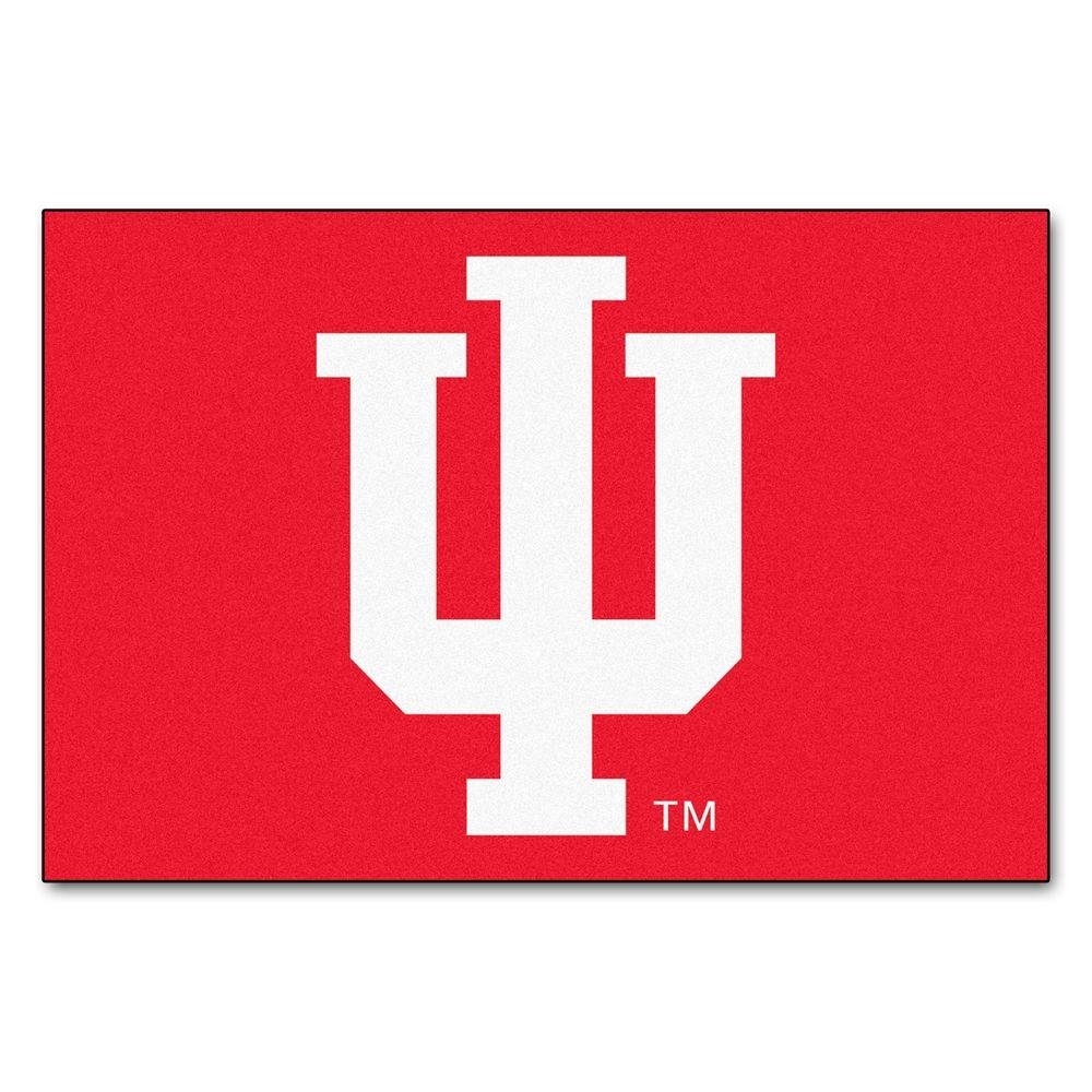 FANMATS Indiana University 19 in. x 30 in. Accent Rug