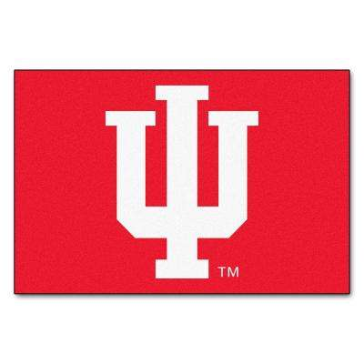 Indiana University 19 in. x 30 in. Accent Rug