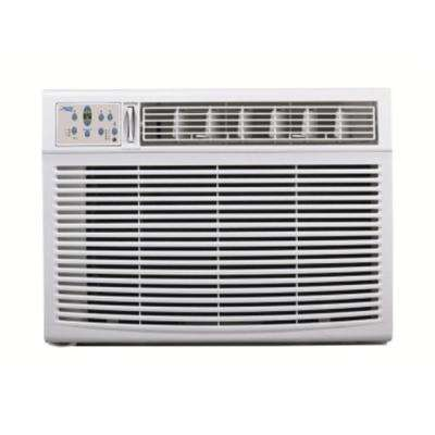 25,000 BTU 230/208-Volt Window Air Conditioner and Remote
