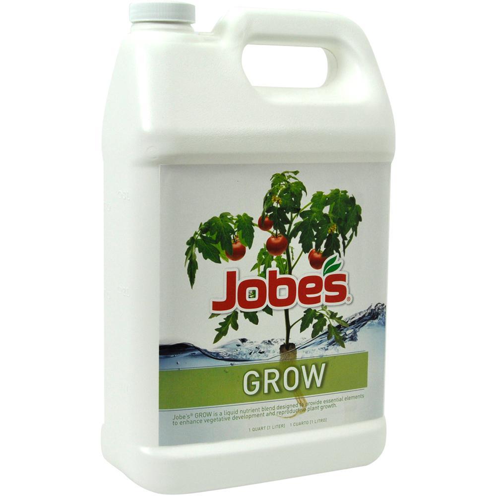 Jobe's Jobe's 32 oz. Liquid Hydroponic Grower Plant Food Fertilizer, n/a