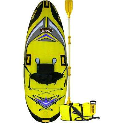 Sea Rebel Inflatable Kayak
