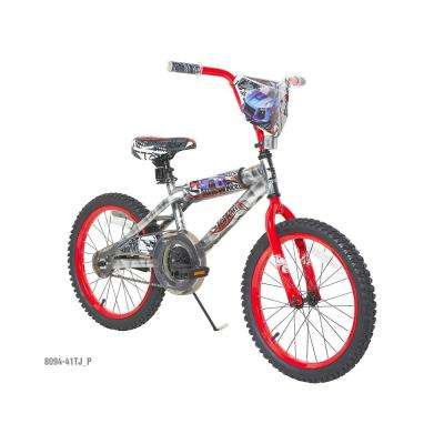 18 in. Boys Hot Wheels Bike