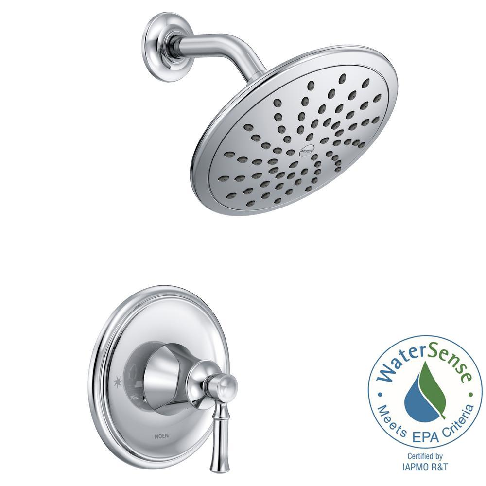 Funky Moen Push Pull Shower Faucet Component - Faucet Products ...