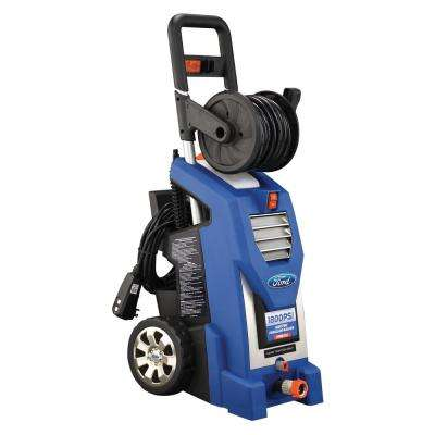 1,800 PSI 1.5 GPM Electric Pressure Washer