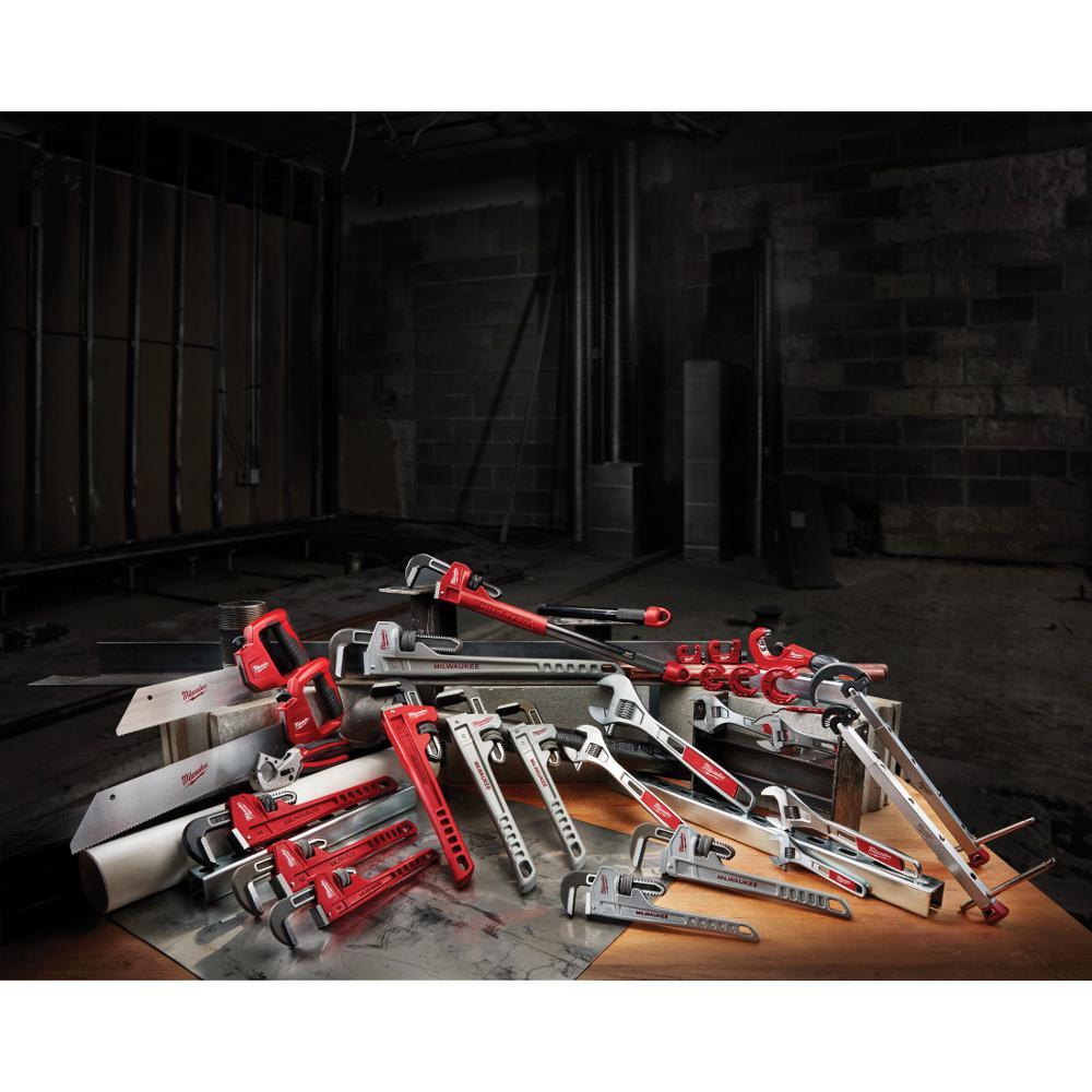 MILWAUKEE 48-22-6001 Sheet Metal Crimper,5 Blades