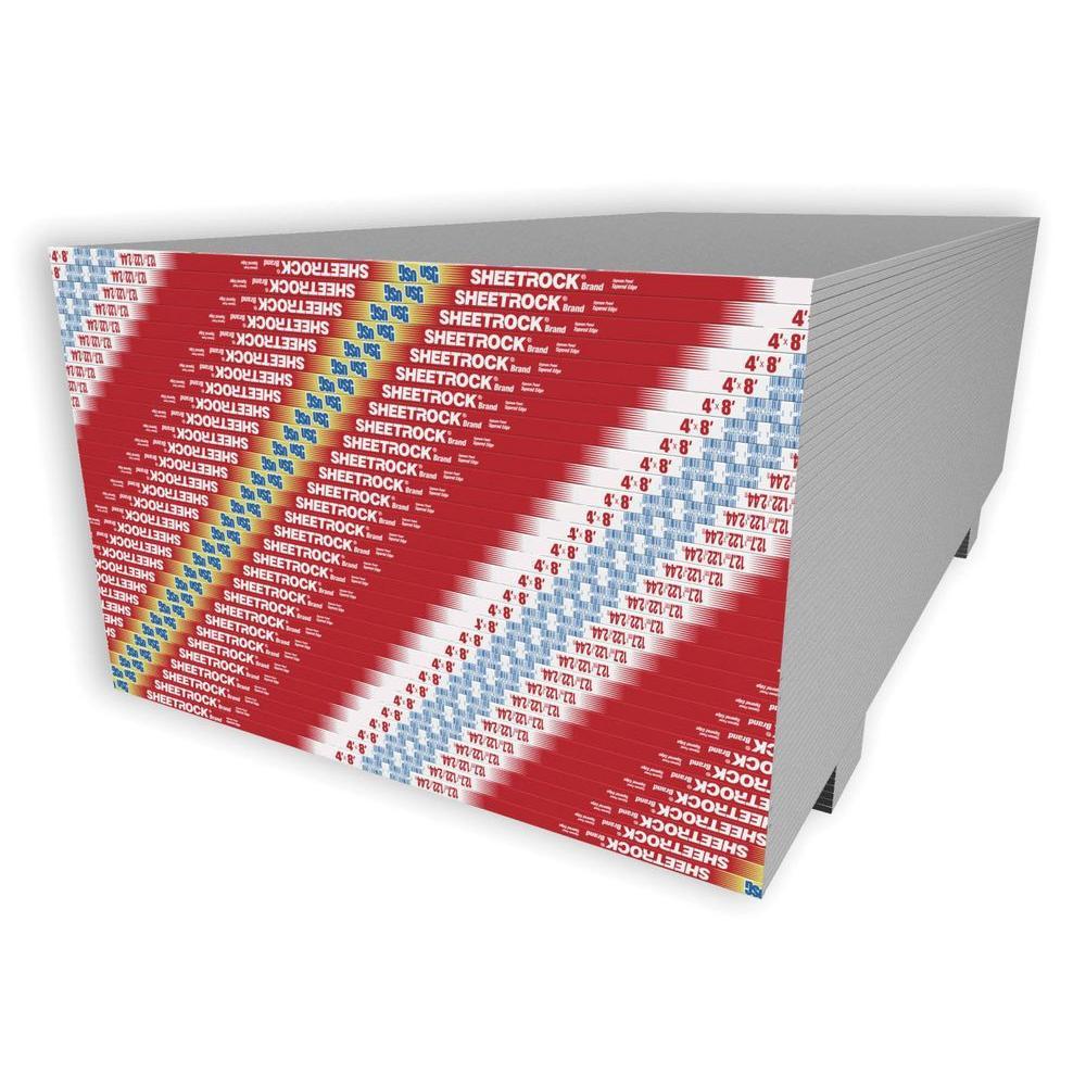 1/4 in. x 4 ft. x 8 ft. Gypsum Panels